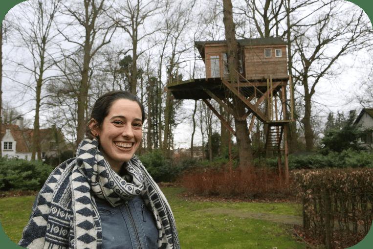 boomhuis buitenverblijf bunsbeek sara lambrechts