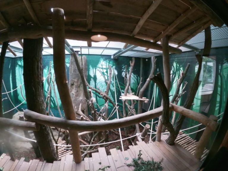 inrichting dierentuin