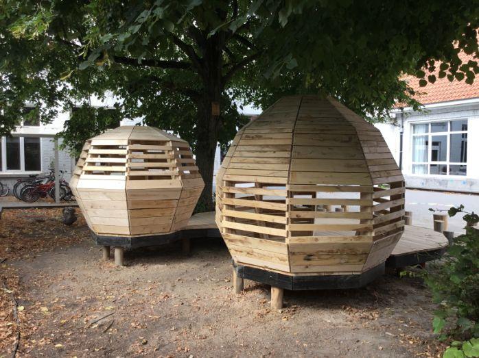 speelplaats kinderen inrichten Leuven Vlaams-Brabant